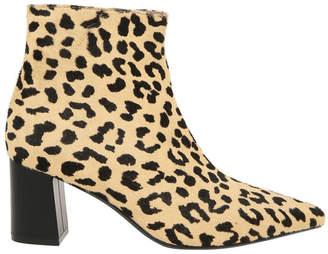 Milk and Honey Di Leopard Boot