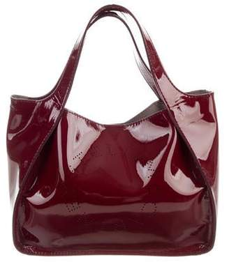 Stella McCartney Patent Vegan Leather Tote