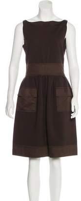Diane von Furstenberg Zanne Sleeveless Dress