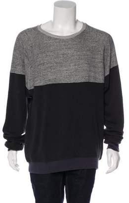 Robert Geller Colorblock Sweatshirt