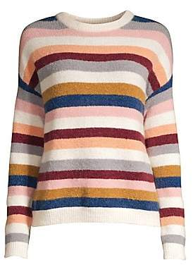 Rails Women's Tira Multi-Stripe Cashmere Sweater