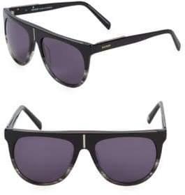 Balmain 57MM Cateye Sunglasses