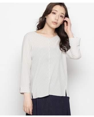 smartpink (スマートピンク) - スマートピンク サンドストライプシャツ