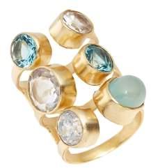 Elise M. Dani Semiprecious Stone Ring