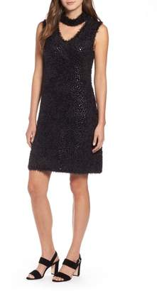 Nic+Zoe Cozy Sequin Dress