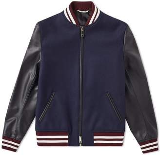 Valentino Panther Varsity Jacket