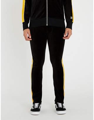 Tommy Hilfiger x Lewis Hamilton velvet jogging bottoms