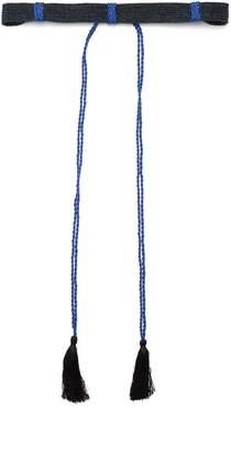 Binetti LOVE Self-tie woven belt