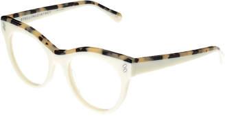Stella McCartney Women's Sc0024o-30000394004 50Mm Optical Frames