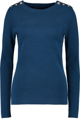 Petit Bateau Marin cotton sweater $135 thestylecure.com