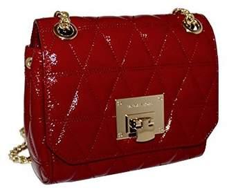 MICHAEL Michael Kors VIVIANNE Women's Shoulder Flap Leather Handbag