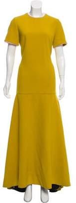 Roksanda Short Sleeve Gown