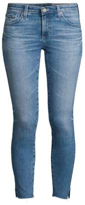 AG Jeans Ankle Cropped Legging Jeans