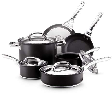 Circulon Circulon Infinite 10 Piece Cookware Set