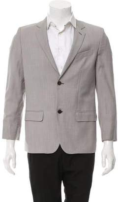 Marc Jacobs Virgin Wool Two-Button Blazer