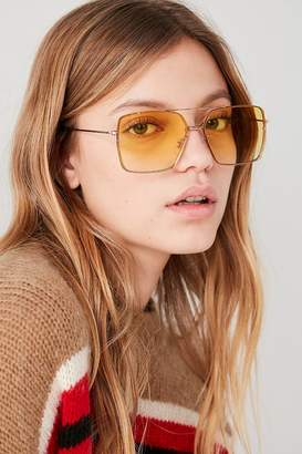Urban Outfitters Boogie Down Aviator Sunglasses