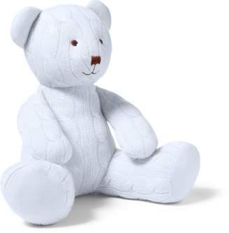 Ralph Lauren Medium Cable Cashmere Bear