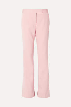 3.1 Phillip Lim Twill Straight-leg Pants - Pastel pink