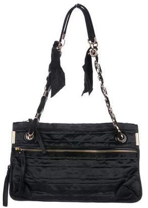 Lanvin Quilted Leather Amalia Shoulder Bag