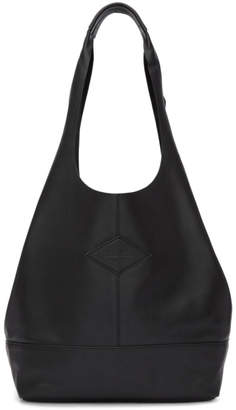 Rag & Bone Black Camden Shopper Tote