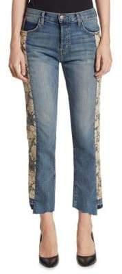 Current/Elliott Frayed Jeans