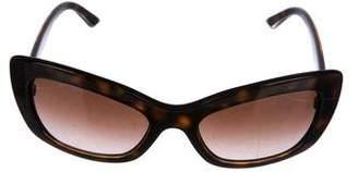 Prada Cat-Eye Gradient Sunglasses