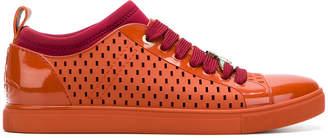 Vivienne Westwood low top Orb sneakers