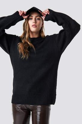 Cheap Monday Device Knit Black