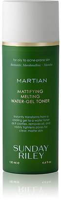 Sunday Riley Women's MARTIAN Mattifying Melting Water-Gel Toner $55 thestylecure.com