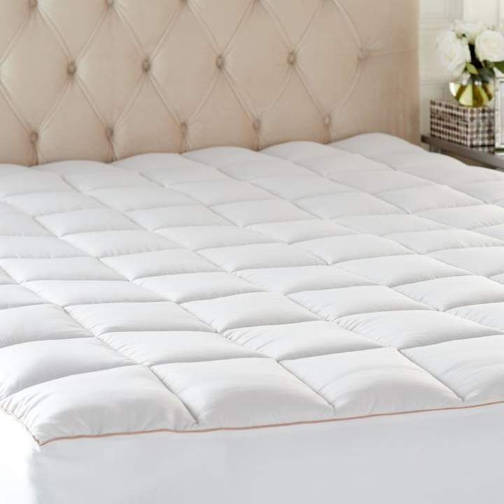 Concierge Collection Concierge Rx Copper Infused Mattress Pad - Box Quilted - Twin