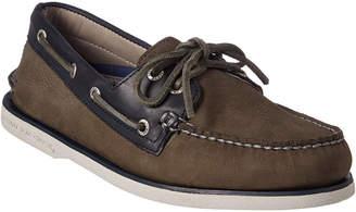 Sperry Men's Gold A/O Camino Boat Shoe