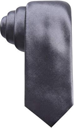 Alfani Men's Solid Silk Slim Tie, Created for Macy's