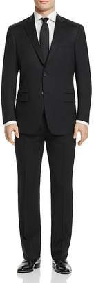 Hart Schaffner Marx Solid Basic New York Classic Fit Suit $695 thestylecure.com