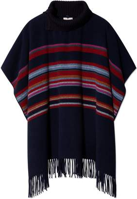 Tory Burch AINSLEY CONVERTIBLE PONCHO
