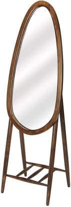 Butler Bowen Oval Floor Standing Mirror