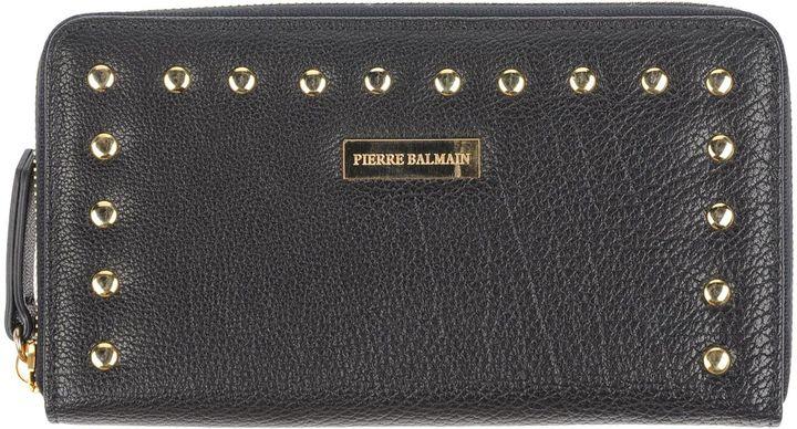 BalmainPIERRE BALMAIN Wallets