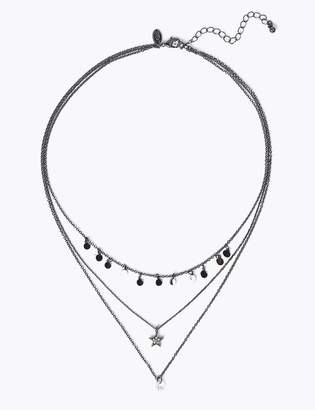 M&S CollectionMarks and Spencer Layered Star Necklace