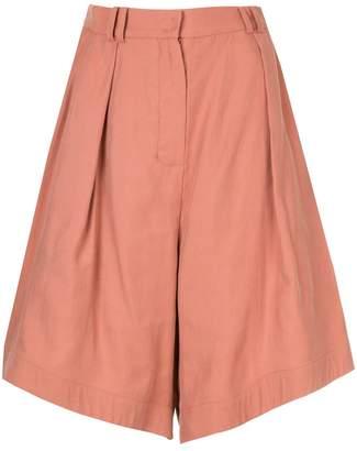 Dalood wide-leg shorts