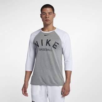 Nike Dri-FIT Legend Men's 3/4-Sleeve Baseball T-Shirt