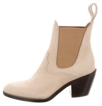 2015 new sale online sale best place Chloé Lace-Up Round-Toe Boots w/ Tags clearance sast cheap finishline sale low price fee shipping TWR8DWFC6