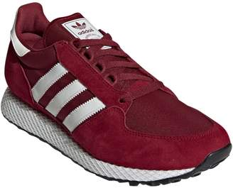 adidas Forest Grove 3-Stripes Lace-Up Sneakers