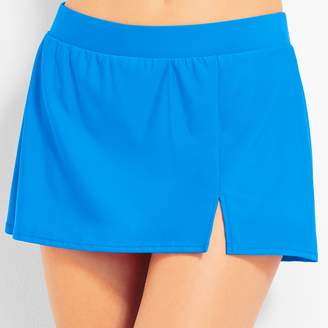 Talbots Vented Swim Skirt