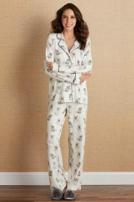 Soft Surroundings Dog Day Pajamas