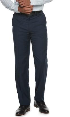 Dockers Men's Straight-Fit Flat-Front Performance Dress Pants