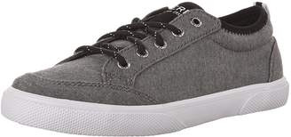 Sperry Kids Deckfin Shoes, Black/Chambray