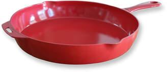 """Little Griddle ANYWARE 12"""" Ceramic Nonstick Red Skillet"""