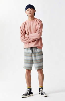 Billabong Larry Layback Baja Stripe Drawstring Shorts