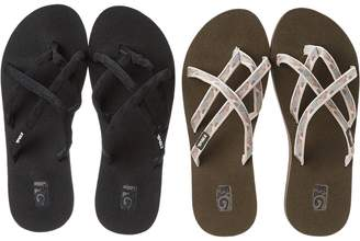 Teva Olowahu 2-Pack Women's Sandals