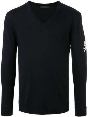 Loveless classic fitted knitted top