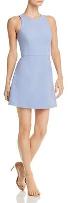 French Connection Whisper Light A-Line Mini Dress